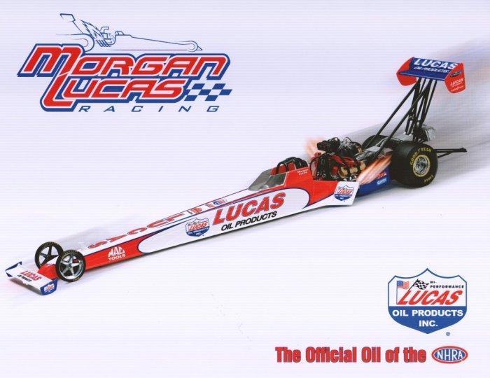 2006 NHRA TF Handout Morgan Lucas (version #1)