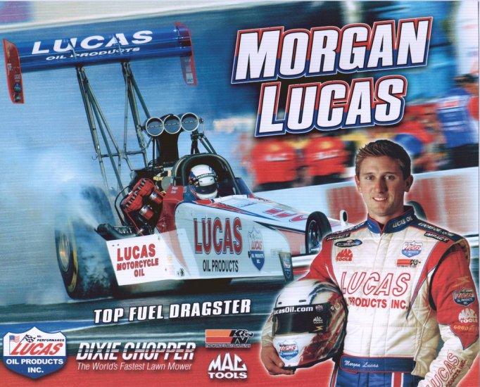 2006 NHRA TF Handout Morgan Lucas (version #3)
