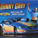 2008 NHRA PS Handout Johnny Gray