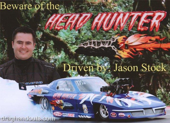2008 NHRA PM Handout Jason Stock