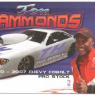 2008 NHRA PS Handout Tom Hammonds (version #1)