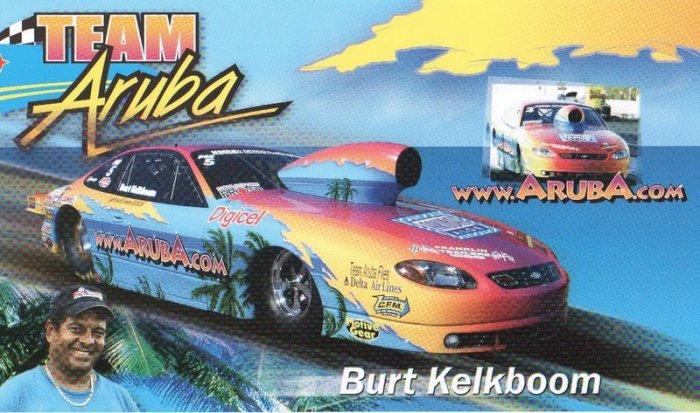2007 NHRA PS Handout Burt Kelkbloom