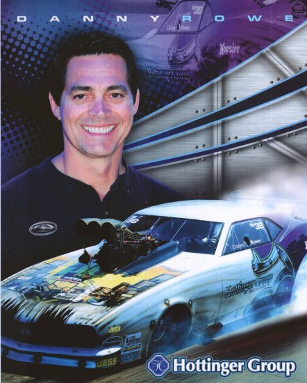 2008 NHRA PM Handout Danny Rowe (version #3)