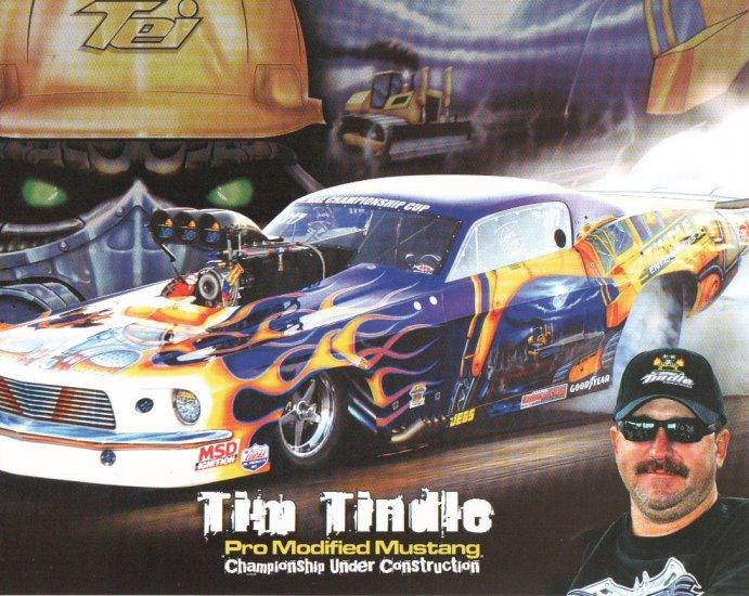 2007 NHRA PM Handout Tim Tindle (version # 2)