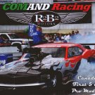 2007 NHRA PM Handout Ray Commisso