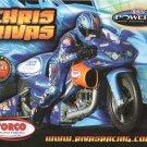 2007 NHRA PSB Handout Chris Rivas