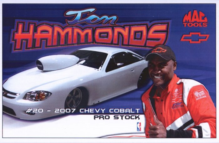 2007 NHRA PS Handout Tom Hammonds (version #6) No crew