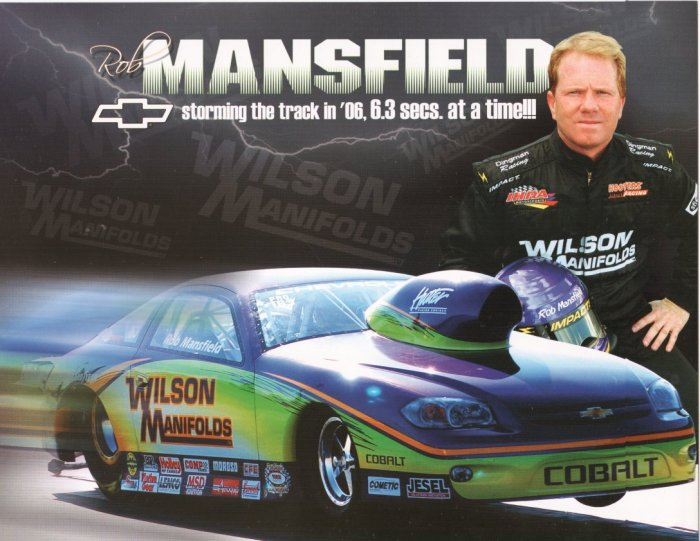 2006 Handout Rob Mansfield