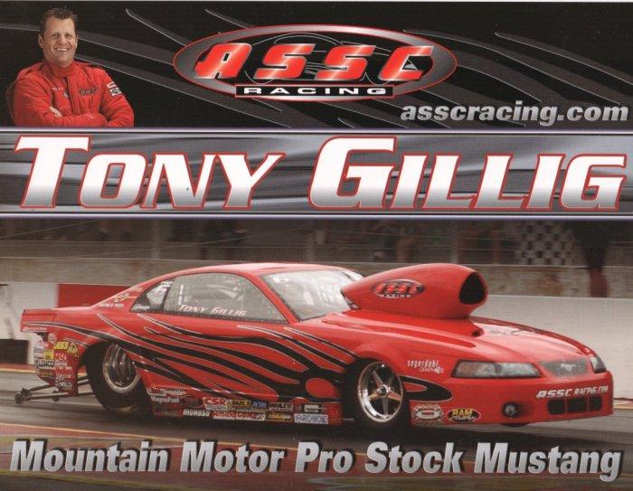 2006 PS Handout Tony Gillig