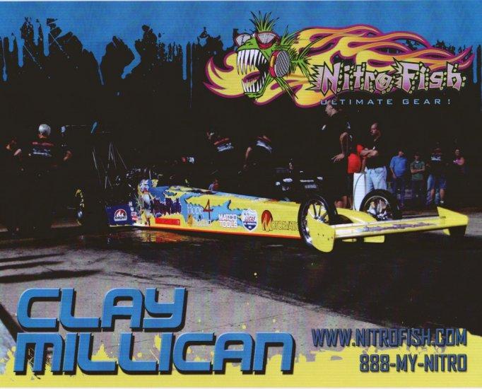 2008 NHRA TF Handout Clay Millican (version #2)