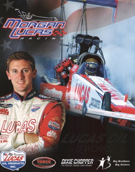 2008 NHRA TF Handout Morgan Lucas (Version #1)