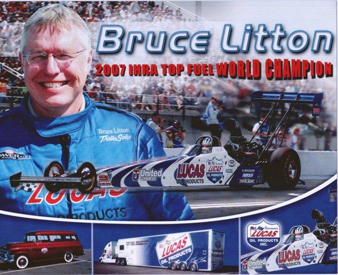 2008 NHRA TF Handout Bruce Litton