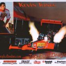 2008 NHRA TF Handout Kevin Jones