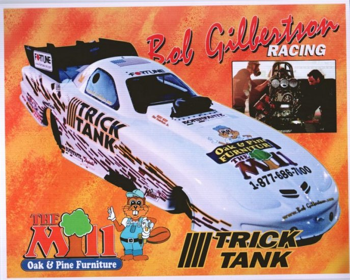 2004 NHRA FC Handout Bob Gilbertson (version #1)