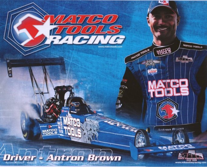 2009 TF Handout Antron Brown