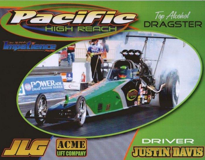 2009 TAD Handout Justin Davis