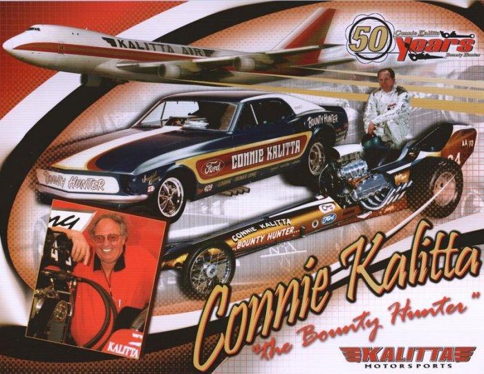 2009 TF Handout Connie Kalitta