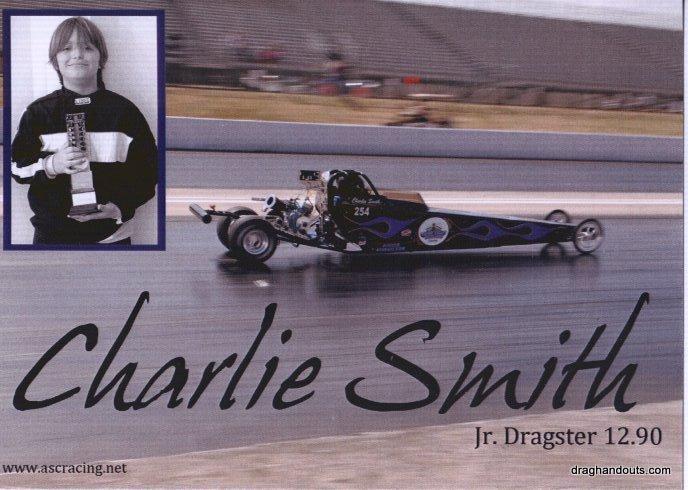 2009 JD Handout Charlie Smith
