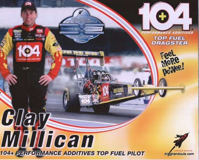 2004 TF Handout Clay Millican (version #1)