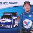 2009 FC Handout Jack Beckman Valvoline (version #1)