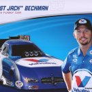 2009 FC Handout Jack Beckman Valvoline (version #2)
