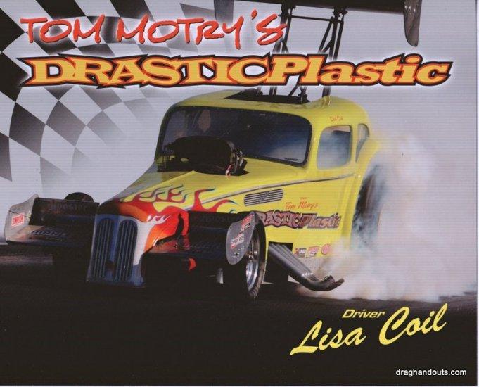 2009 Nostalgia Handout Drastic Plastic