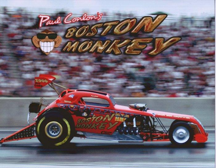 2009 Nostalgia Handout Boston Monkey