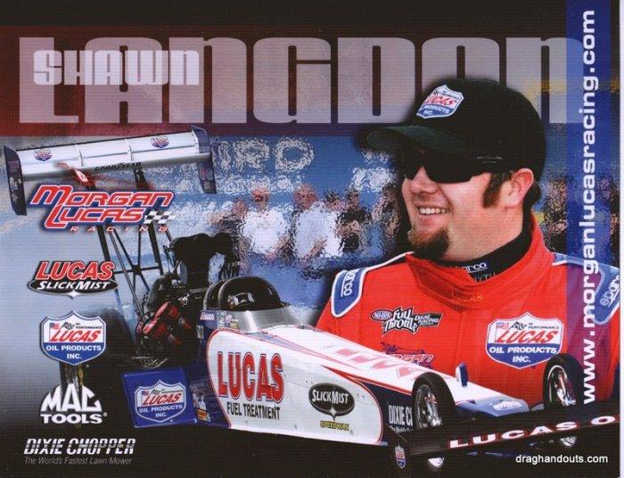 2009 TF Handout Shawn Langdon (version #3)
