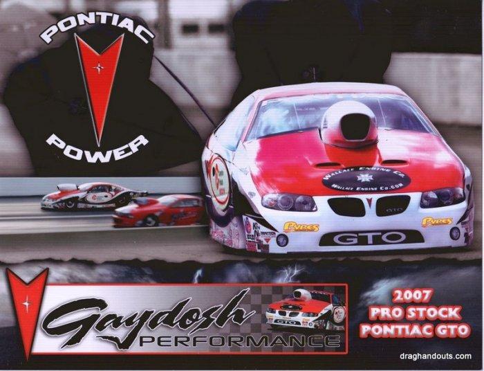 2009 PS Handout John Gaydosh (version #2)