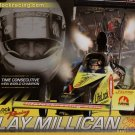 2009 TF Handout Clay Millican (Lifelock version #2)