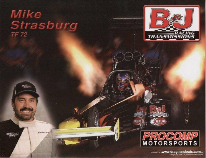 2009 TF Handout Mike Strasburg