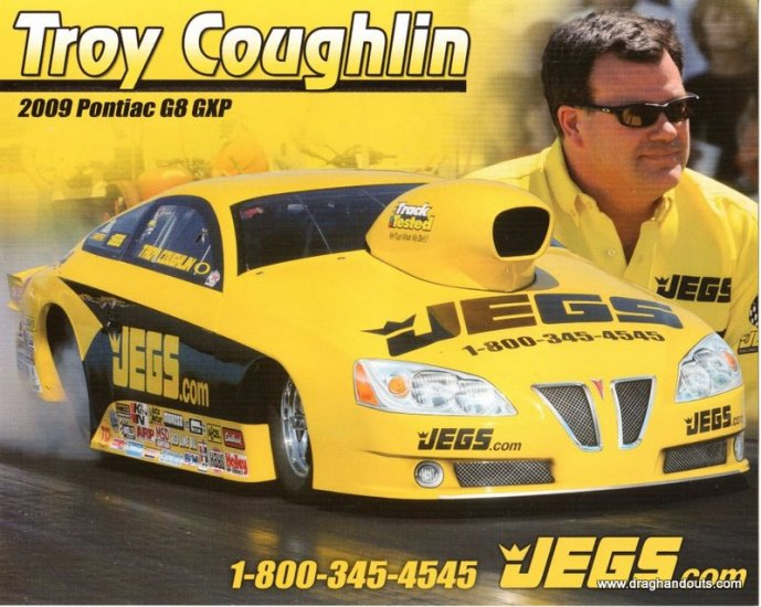 2009 PM Handout Troy Coughlin