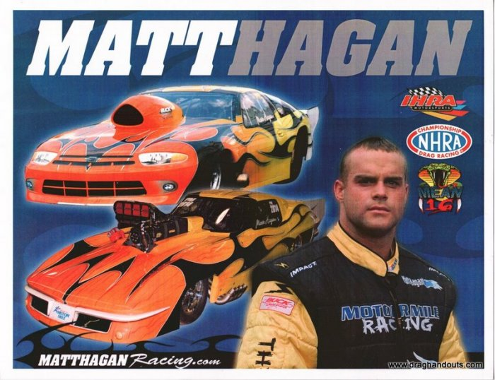 2006 PM Handout Matt Hagan (version #1)