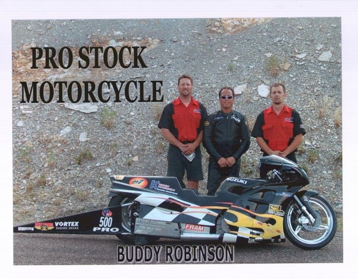 2006 PSB Handout Buddy Robinson