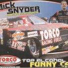 2006 AFC Handout Mick Snyder