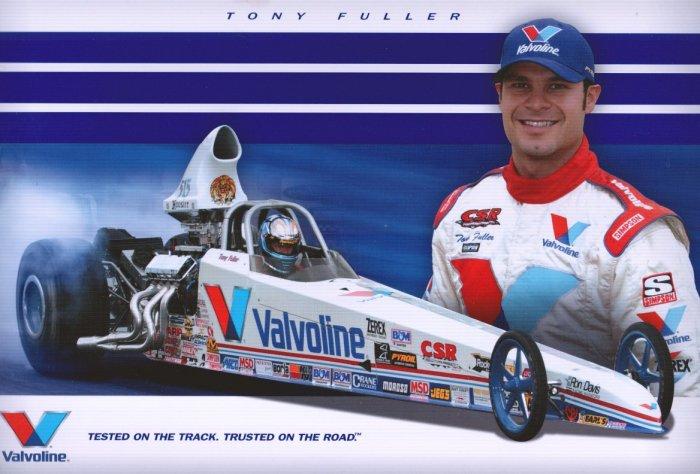 2006 Sportsman Handout Tony Fuller