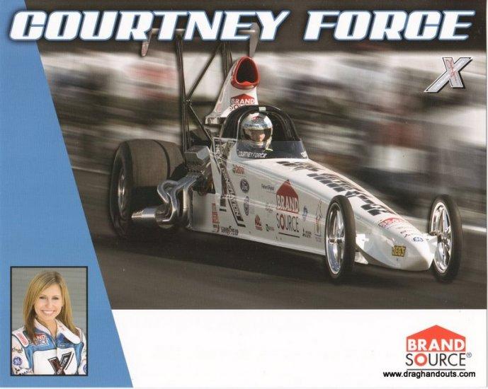 2006 Sportsman Handout Courtney Force SC wm