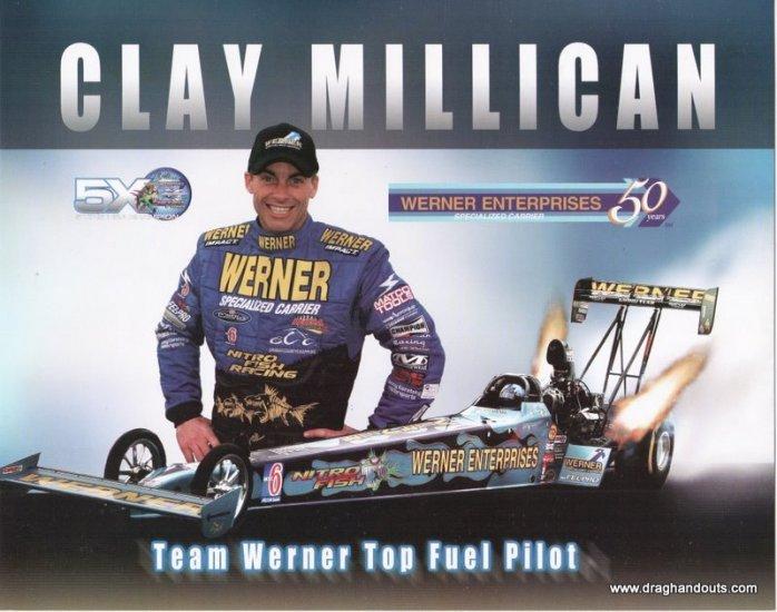 2006 NHRA TF Handout Clay Millican (version #4)