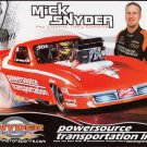 2010 PM Handout Mick Snyder