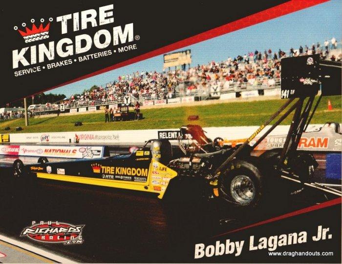 2010 TF Handout Bobby Lagana