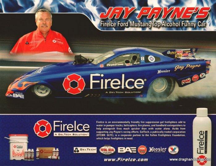 2010 AFC Handout Jay Payne