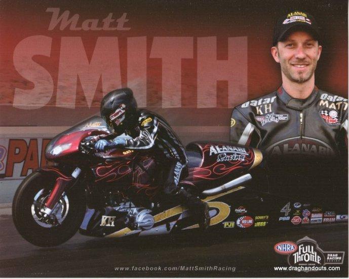 2010 PSB Handout Matt Smith