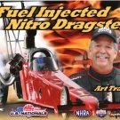 2009 NHRA TAD Handout Art Trautman
