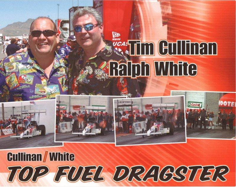 2005 NHRA TF Handout Tim Cullinan