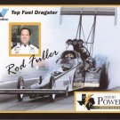 2005 NHRA TF Handout Hot Rod Fuller (version #2)