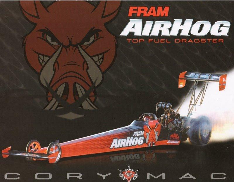 2005 NHRA TF Handout Corey McClenathan (version #1)