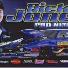 2011 NHRA PM Handout Rickie Jones
