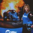 2011 NHRA Jet  Dragster Handout Elaine Larsen