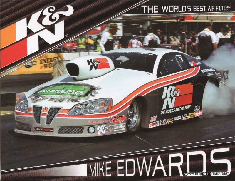 2011 NHRA PS Handout Mike Edwards (version #2) K&N