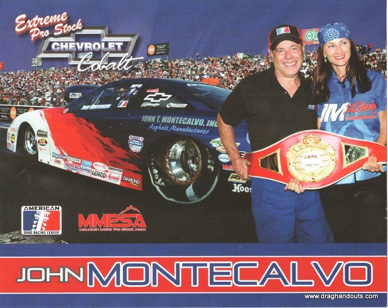 2011 NHRA PS Handout John Montecalvo
